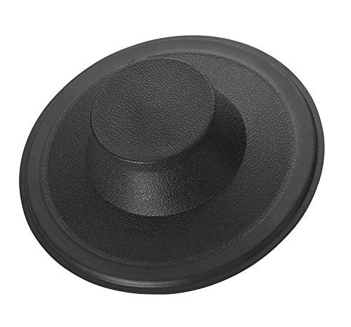 InSinkErator Verschlussstöpsel / Spülenverschlussdeckel Plastik / Basic Kunststoff (STP-PL)