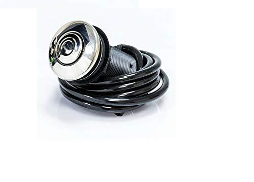 InSinkErator pneumatischer Drucktaster / Balgtaster Set 75430 (Air Switch Button & Bellows Kit)