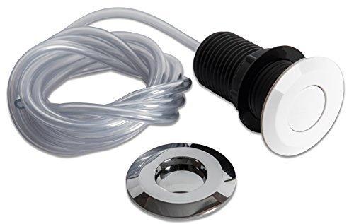 InSinkErator pneumatischer Drucktaster / Balgtaster Set 64452 (Air Switch Button & Bellows Kit)