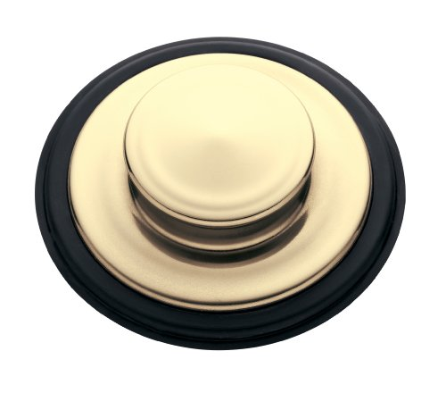 InSinkErator Verschlussstöpsel / Spülenverschlussdeckel French Gold (STP-FG)