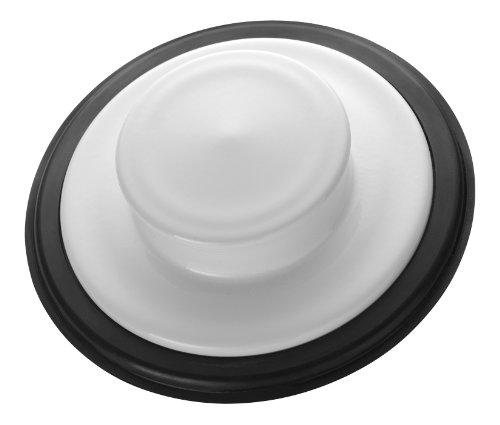 InSinkErator Verschlussstöpsel / Spülenverschlussdeckel weiß (STP-WH)