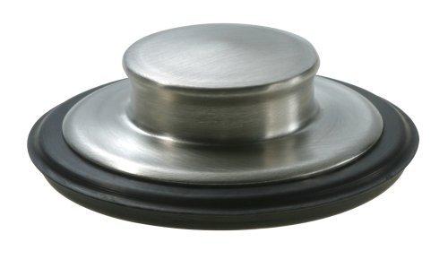 InSinkErator Verschlussstöpsel / Spülenverschlussdeckel Edelstahl gebürstet (STP-SSB)