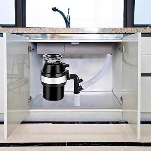 COSTWAY Küchenabfallzerkleinerer - 4