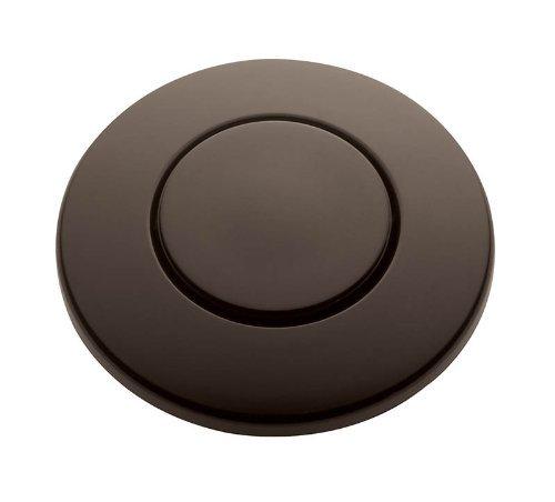 InSinkErator Blende öl-gerieben bronze für pneumatischen Drucktaster / Balgtaster - SinkTop Switch Push Button STC-ORB
