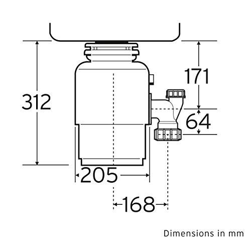InSinkErator Evolution® 100 - 6