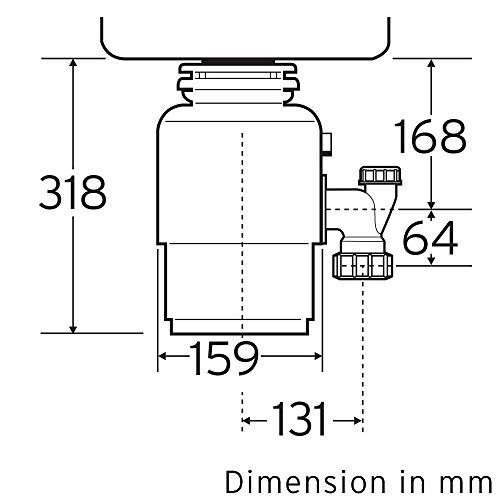 InSinkErator Modell 46 - 7
