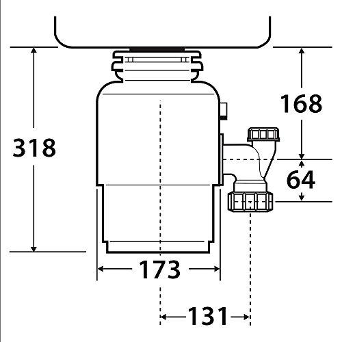 InSinkErator Modell 56 - 3