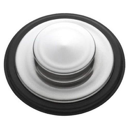 InSinkErator Verschlussstöpsel / Spülenverschlussdeckel Edelstahl poliert (STP-SS)